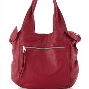 Kooba Carmine Side-Bow Shoulder Bag